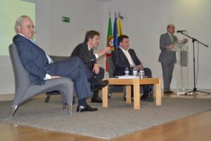 Democracia, justiça, imprensa e eleições presidenciais foram os temas em debate / Foto: Pedro Santos Ferreira