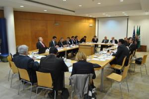 A reunião realizou-se em Valongo, no Museu e Arquivo Municipal / Foto: Pedro Santos Ferreira
