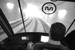 Linha F do Metro do Porto / Arquivo Vivacidade