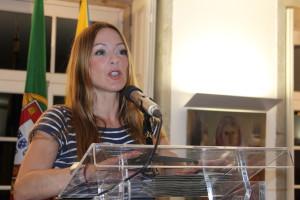 """Joana Amaral Dias abriu as """"Conversas de Abril"""", promovidas pela Câmara Municipal de Gondomar"""