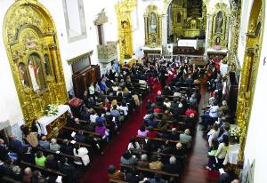 Concerto de Páscoa do ORT 2015 / Foto: Ricardo Vieira Caldas