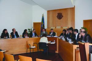 Reunião Câmara Municipal de Gondomar / Direitos Reservados