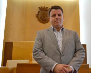 Marco Martins, presidente da Câmara de Gondomar