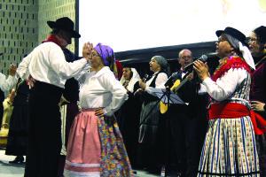 Gala de danças regionais / Foto: Pedro Santos Ferreira