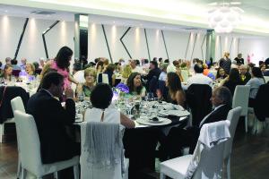 Jantar da US Rio Tinto / Foto: Pedro Santos Ferreira