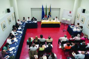 Assembleia Municipal Extraordinária / Foto: Ricardo Vieira Caldas