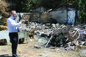 Nuno Coelho acompanha de perto o problema / Foto: Pedro Santos Ferreira