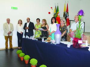 A cerimónia realizou-se no auditório da Junta de Freguesia de S. Pedro da Cova / Foto: Ricardo Vieira Caldas