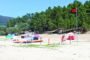 Praia da Lomba / Foto: Ricardo Vieira Caldas