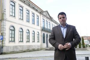 Marco Martins, presidente da Câmara Municipal de Gondomar / Foto: Direitos Reservados