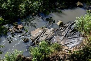Poluição Rio Tinto - MDRT - 2015