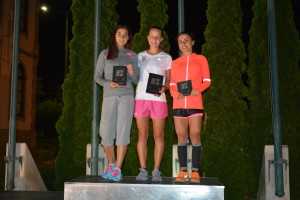 I Gondomar Night Run - Pódio Feminino