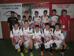 Juventus da Triana FC - Torneio Manolito 2015