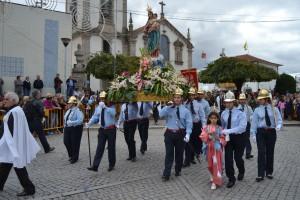 A procissão continua a ser o momento alto das Festas / Foto: Arquivo Vivacidade