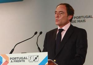 Paulo Portas, presidente do Partido Popular e atual vice-primeiro-ministro/ Foto: Direitos Reservados