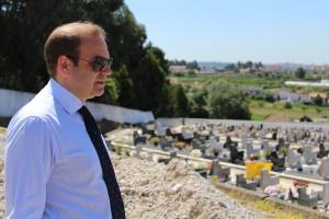 Nuno Coelho, presidente da Junta de Baguim do Monte / Foto: Arquivo Vivacidade