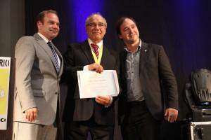 Nuno Coelho, Alcino Branco e Nuno Fonseca / Foto: PSF