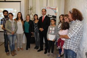 A entrega de prémios realizou-se em Gramido / Foto: PSF