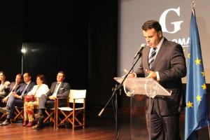 Marco Martins, presidente da Câmara Municipal de Gondomar / Foto: PSF