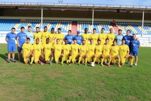 O Gondomar SC é o atual 3.º classificado da Série C / Foto: PSF