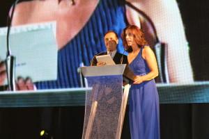O evento foi apresentado por Jorge Gabriel / Foto: PSF