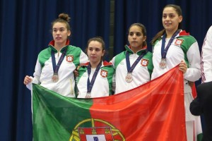 Ana Pinto Karaté Shotokan - 2015