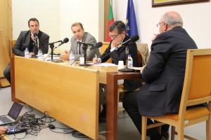 Debate Nuno Coelho e Álvaro Castello Branco
