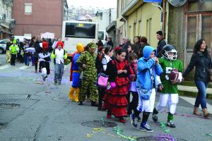 Carnaval de Fânzeres - 2015