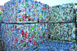 Lixo reciclado