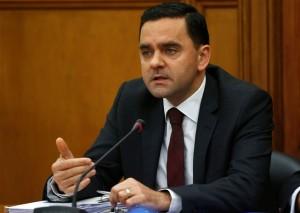 Pedro Marques, ministro do Planeamento e das Infraestruturas
