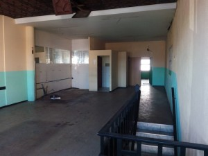 Interior sede Casa FC Porto Rio Tinto