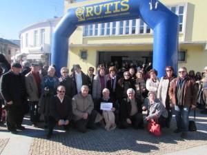 Universidade Sénior de Gondomar no Concurso da RUTIS