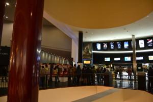 Cinemas Parque Nascente
