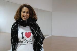 Maria João Correia, presidente da direção da Associação Dancingstar