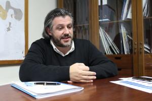 Jaime Martins, diretor-geral da Águas de Gondomar