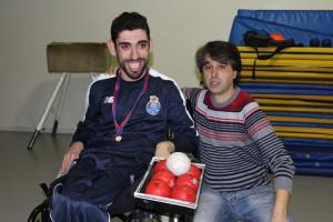 João Pereira e Luís Pereira - março 2016
