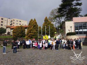 As iniciativas realizaram-se na cidade de Rio Tinto / Foto: Direitos Reservados