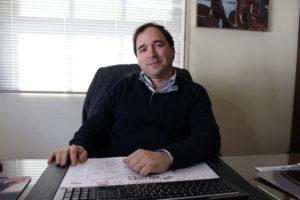 Nuno Fonseca, presidente da Junta de Freguesia de Rio Tinto