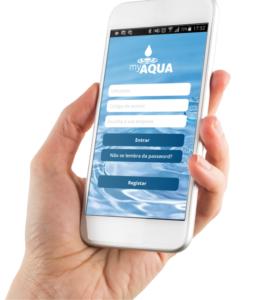 Aplicação myAqua - Águas de Gondomar