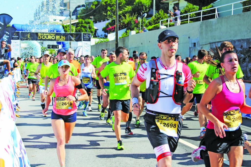 A organização espera receber três mil atletas