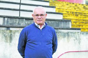 Carlos Rodrigues, presidente da direção do São Pedro da Cova