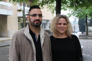 Nelson Rocha e Sílvia Ferreira, fundadores da AARG