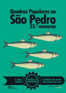 33ª Concurso Quadras ao São Pedro