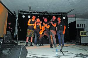 Os Fullsteam venceram o 17.º Tiro ao Rock / Foto: Direitos Reservados