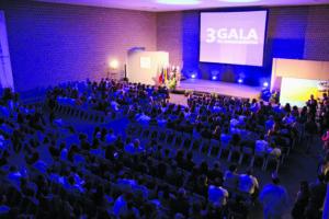 A gala Gondoméritos realizou-se no Multiusos de Gondomar / Foto: Pedro Santos Ferreira