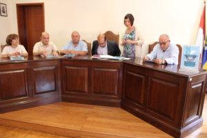 A inauguração realizou-se na junta de Fânzeres