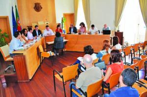 Reunião Câmara Municipal de Gondomar