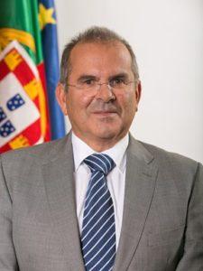 Carlos Miguel, secretário de Estado das Autarquias Locais