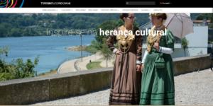 Site Turismo de Gondomar - julho 2016