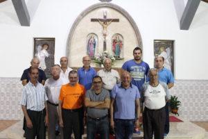 Comissão de Festas do Nosso Senhor dos Aflitos - julho 2016